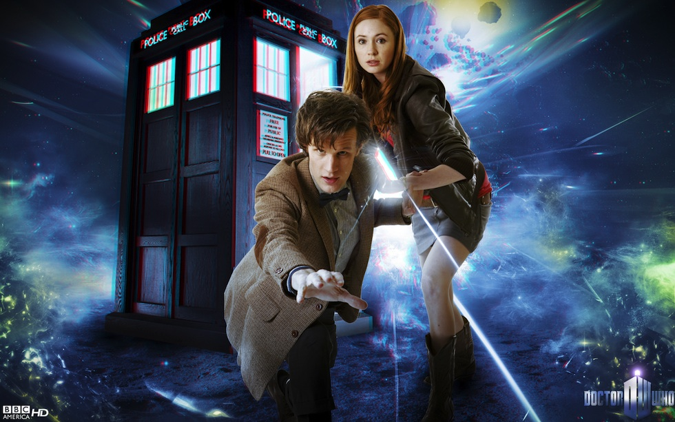 Dr Who 3D Day of the Doctor