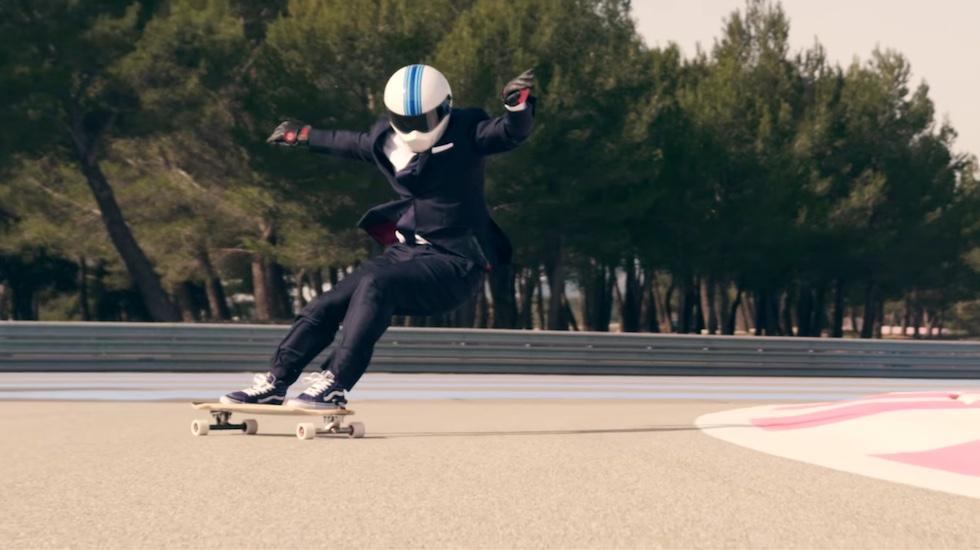 Hackett The 70mph Skater